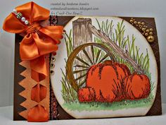 My Craft-Dee BowZ project for the November 2013 challenge blog