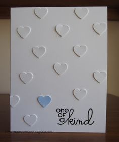 One of a Kind Card! by Made by Meadie