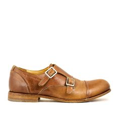 MOMA 12407 - Handsome monkstrap shoe for men by MOMA at resoul.com  #momashoes