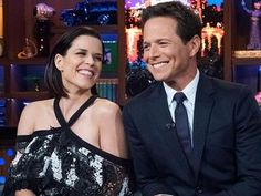Scott Wolf and Neve Campbell Spill 'Party of Five' Secrets -- But Shut Down Revival Talk!