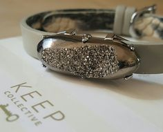 Stunning new Druzy Stones! www.keepcollective.com/with/wendypope