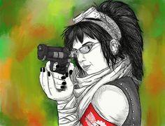 Asiaukowy blog rysunkowy #wacom #artrage #Sketch