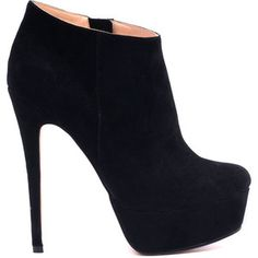 a classic bootie that goes with everything- Polyvore