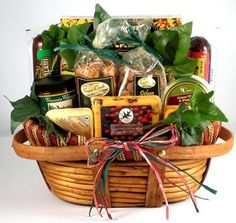 The Cowboy in Him Deluxe Men's Meat and Cheese Gift Basket | Birthday Gift or Christmas Gift for Him - http://www.yourgourmetgifts.com/the-cowboy-in-him-deluxe-mens-meat-and-cheese-gift-basket-birthday-gift-or-christmas-gift-for-him/