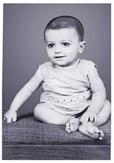 Ajith Kumar Childhood Photos