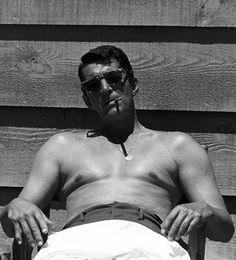 """deforest: """"Dean Martin by Bernie Abramson on the set of Sergeants 1961 Dean Martin, Martin King, I Movie, Movie Stars, Donald Trump, Sammy Davis Jr, Favorite Son, Gary Cooper, Jerry Lewis"""