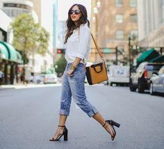 Daniela R. - Shoes speak louder than words...