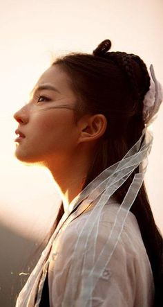 Yifei Liu ♥ Asian Beauty