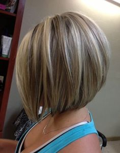 Medium length angled bob hairstyles – Hairstyle for women & man - Best Frisuren Stacked Bob Hairstyles, Bob Hairstyles For Fine Hair, Short Bob Haircuts, Goth Hairstyles, Longer Bob Hairstyles, Bobbed Haircuts, Short Stacked Haircuts, Bob Haircut For Fine Hair, Modern Bob Hairstyles
