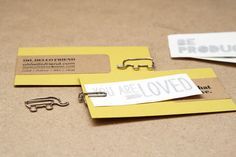 oh, hello friend: you are loved.: business cards