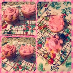 Art & Candy: Follow the pink cupcakes!!