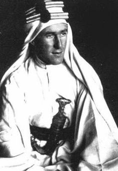 The Daily Glean: Lawrence of Arabia: man & myth