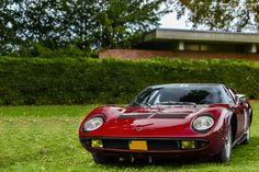 https://flic.kr/p/vXEgzF | Lamborghini Miura S | Concours d'élégance de Mondorf-les-Bains 2014  www.grand-est-supercars.com