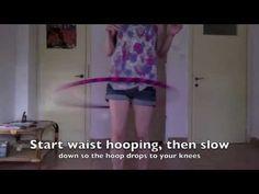 Knee Hooping Tutorial - YouTube