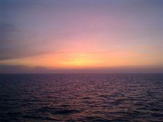 morning @ north sea