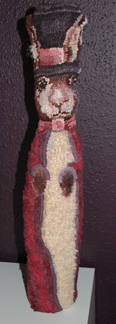 Peter Cottontail Doll 2011, by April DeConick