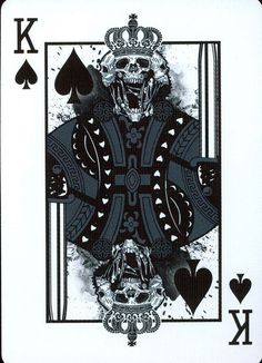 Grimore king of spades