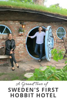 Sweden's first Hobbit Hotel has opened – and it's located in the middle of a residential area in Stockholm suburb Nacka, 15-20-minute drive from the city center. You can now spend the night in a replica of the Frodo and Bilbo Baggins-house, and experience the magical Hobbiton setting IRL. We are Nodes got a grand tour of the 1- room Bed and Breakfast, so join us as we interview the Hobbit Hotel owner, try on the precious ring (!), and learn about hobbit breakfast habits.