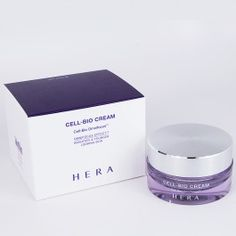 Anti Aging Korea Beauty Product HERA Cell Bio Cream Day Night All Skin Types