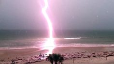 sky to ground lightning - Google Search