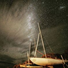 Set sail to star ocean  #milkyway #galaxy #sail #star #nightscape #apollobay #melbourne #australia by anthonylauhkg http://ift.tt/1LQi8GE