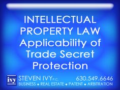 DURATION OF TRADE SECRETS -- A trade secret could constitute any information. Therefore, if you have a trade secret, you can prevent others from copying, using, disclosing to others or in any way benefiting from your trade secret without your permission. Of course, you can prevent such actions by those that signed confidentiality agreements, or those who acquire a trade secret through improper means. However, this protection does not apply to those who discover the same secret independently.