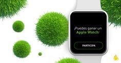 ¡Súmate a la Cadena de #ReciclajeSIGAUS de @HacesMas! Haz click para participar y ganar un Apple Watch