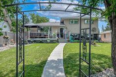 New Listing - 15 Duncan Crescent, Regina 3 bedroom, 2 bath bungalow with double detached garage - across street from green space in Regina's Dieppe neighbourhood