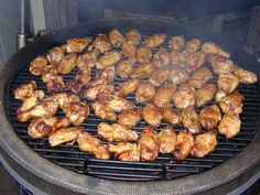 Awesome rub for wings--   Tailgating Recipe Challenge: Grilled Wings - Roll 'Bama Roll