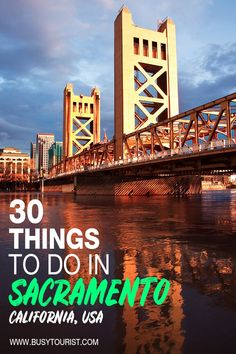 Wondering what to do in Sacramento, CA? This travel guide will show you the best attractions, activities, places to visit & fun things to do in Sacramento, California! Start planning your itinerary & bucket list now! #sacramento #Sacramentoca #thingstodoinSacramento #california #californiatravel #usatravel #usatrip #usaroadtrip #travelusa #ustravel #ustraveldestinations #travelamerica #americatravel