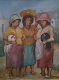 Gone to Market by Amos Langdown -Photolithography Re-production Upcoming Artists, South African Artists, People Art, Old Master, Online Art Gallery, History, Three Sisters, Pretoria, Inspiring Art