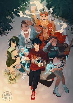 By azoriawolf on Tumblr Avatar Zuko, Avatar Airbender, Team Avatar, The Last Airbender Characters, The Last Avatar, Avatar World, Iroh, Naruto Characters, Legend Of Korra