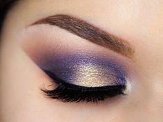 Purple and gold Urban Decay Vice LTD eyeshadow