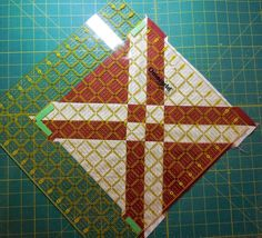 One of the most frustrating parts of the quilting process is squaring up a quilt block. Learn how to do it with this easy-to-follow tutorial that will take you step-by-step. Even if you're an experienced quilter, it never hurts to brush up on your skills.