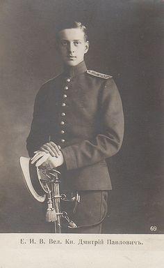 Grand Duke Dimitri Pavlovich