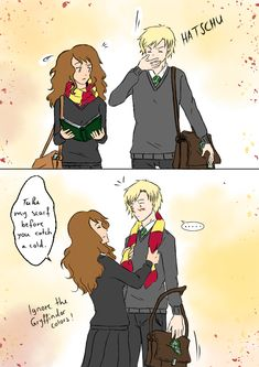 DracoxHermione Comic: Comfort by 19Gioia93.deviantart.com on @DeviantArt