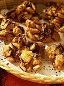 peanut butter cereal mix