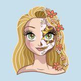 disney-ilustracoes-princesas-caveirasmexicanas-010