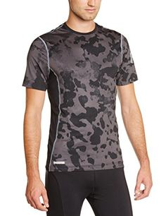 Under Armour - Camiseta con estampado de manchas #camiseta #starwars #marvel #gift