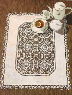"""#338 Tapete """"Mozaico"""" a Crochet o Ganchillo"""