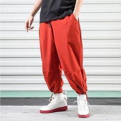 AIRY BAGGY SWEATPANTS Hip Hop Shop, Baggy Sweatpants, Hip Hop Outfits, Green And Grey, Parachute Pants, Streetwear, Harem Pants, Shorts