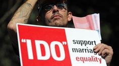 Will the Supreme Court recognize modern marriage, or stick with a version that's now obsolete?  #LATimes