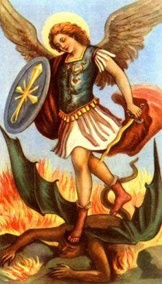 st. michael | Saint Michael Image