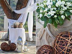 Μας άρεσε πολύ ο ρομαντικός γαμος στο Βολο από την πρώτη στιγμή… Η ιστορία αγάπης του ζευγαριού είναι τόσο όμορφη και η πανέμορφη νύφη περιγράφει την κάθε