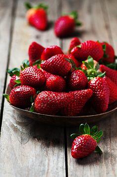 """La fraise pour Saveursetlectures - """"Que les fraises soient avec toi!"""", La Popote de Raphie"""