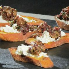 Raisin and Olive Tapenade by Buddy