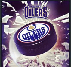 Go Edmonton Oilers! Hockey Teams, Ice Hockey, Sports Teams, Nhl Logos, Edmonton Oilers, Alberta Canada, Interesting Stuff, Nba, Favorite Things