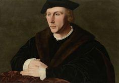 Portret van Joris van Egmond, Jan van Scorel, 1535