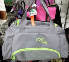 This brand new #Puma rolling duffel bag is typically priced at $50-60 but you can get it at Goodwill for $15! #GoodwillNM