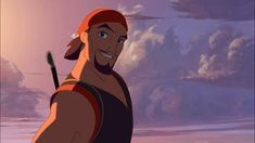 Screencap Gallery for Sinbad: Legend of the Seven Seas Bluray, Dreamworks). A Persian sailor named Sinbad is on a quest to find the magical legendary Book of Peace, a mysterious artifact that Eris, the Greek wicked goddess of Film D'animation, Film Serie, Disney And Dreamworks, Disney Pixar, Disney Guys, Cartoon Shows, Cartoon Characters, Dreamworks Animation Skg, Animation Movies